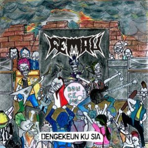 Femau - Dengekeun Ku Sia cover art