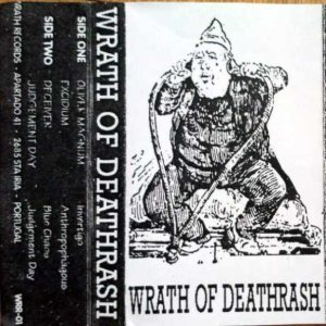 Judgement Day - Wrath of Deathrash cover art