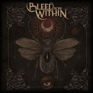 Bleed From Within - Uprising cover art