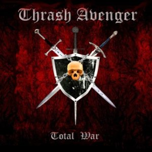 Thrash Avenger - Conviction of Ares cover art