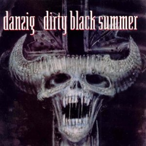 Danzig - Dirty Black Summer cover art
