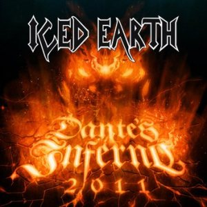 Iced Earth - Dante's Inferno (2011) cover art