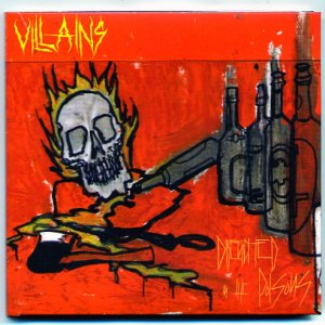 Villains - Drenched in the Poisons cover art