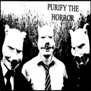 Purify the Horror - Untitled EP cover art