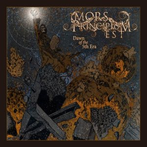 Mors Principium Est - Dawn of the 5th Era cover art