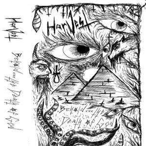 Harvest - Behold... the Death of God cover art