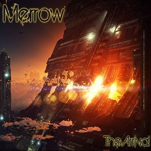 Merrow - The Arrival cover art