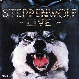 Steppenwolf - Steppenwolf Live cover art