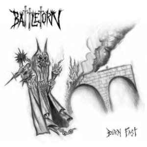 Battletorn - Burn Fast cover art