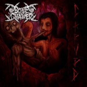 Bone Gnawer - Carved cover art