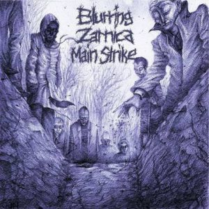 Blurring - Blurring / Zarnica / Main Strike cover art