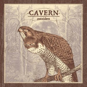Cavern - Outsiders cover art