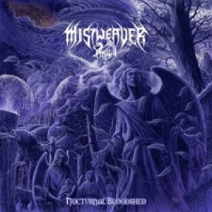Mistweaver - Nocturnal Bloodshed cover art