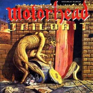 Motorhead - Jailbait cover art