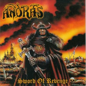 Andras - Sword of Revenge cover art