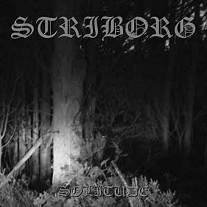 Striborg - Solitude cover art