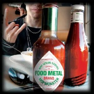 Food Metal - Food Metal cover art
