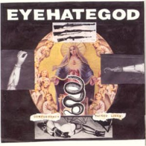 Eyehategod - Confederacy of Ruined Lives cover art