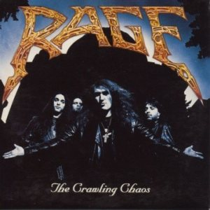Rage - The Crawling Chaos cover art
