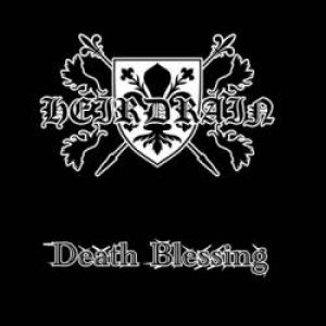Heirdrain - Death Blessing cover art