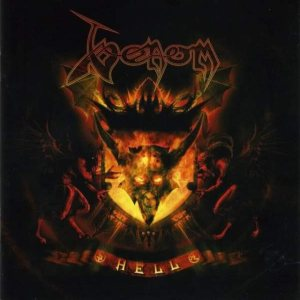Venom - Hell cover art