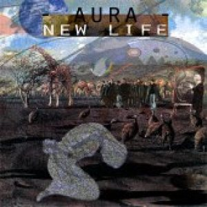 Aura - New life cover art