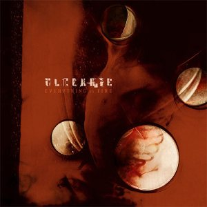 Ulcerate - Everything Is Fire cover art