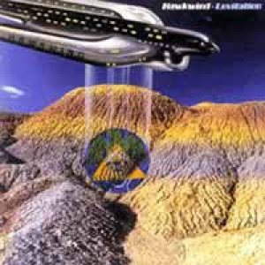 Hawkwind - Levitation cover art