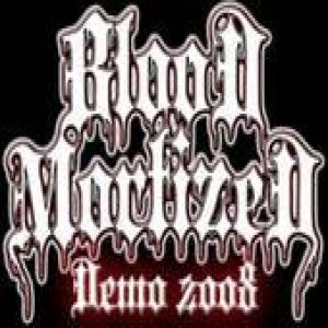 Blood Mortized - Demo 2008 cover art