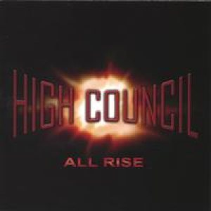 High Council - All Rise cover art