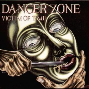 Danger Zone - Victim of Time cover art