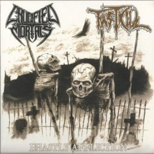 Crucified Mortals - Ghastly Affliction