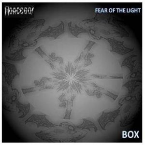 Morcegos - Fear of the Light cover art