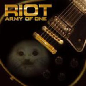 Riot - Army of One cover art