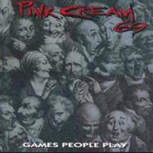Pink Cream 69 - Games People Play cover art