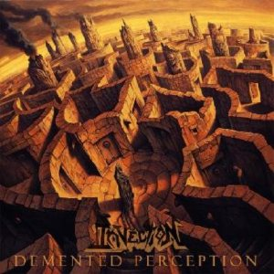 Invection - Demented Perception cover art
