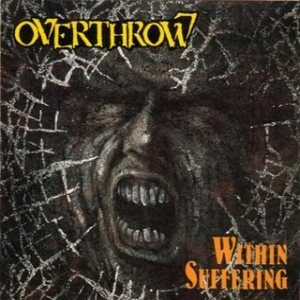 Overthrow - Within Suffering cover art