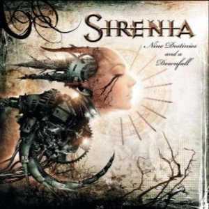 Sirenia - Nine Destinies and a Downfall cover art