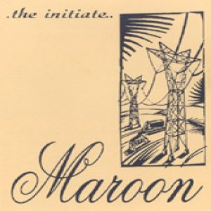 Maroon - The Initiate cover art