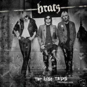 Brats - The Lost Tapes: Copenhagen 1979 cover art