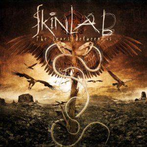 Skinlab - The Scars Between Us cover art