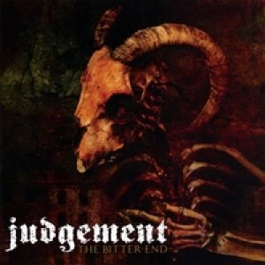 Judgement - The Bitter End cover art