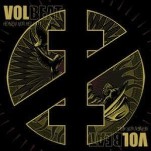 Volbeat - Heaven Nor Hell cover art