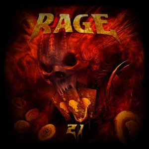 Rage - 21 cover art