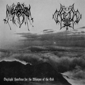 Mortum - Daylight Hearkens for the Whisper of the End cover art