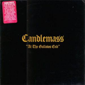 Candlemass - At the Gallows End cover art