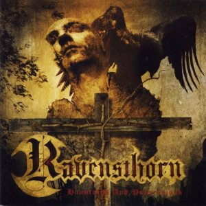 Ravensthorn - Hauntings and Possessions cover art