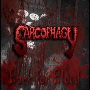 Sarcophagy - Back for Blood cover art