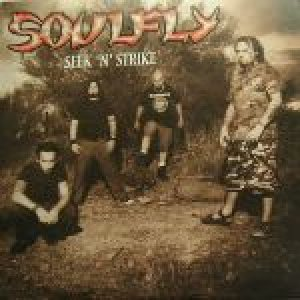 Soulfly - Seek 'n' Strike cover art