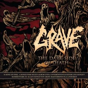 Grave - The Dark Side of Death cover art
